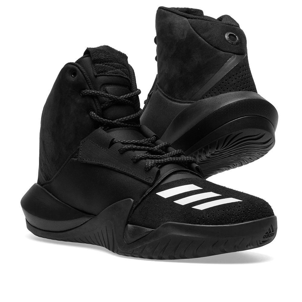 more photos 12918 a4f4d Adidas Consortium x Day One ADO Crazy Team. Black  White. CA185 CA69.  image. image. image. image. image. image