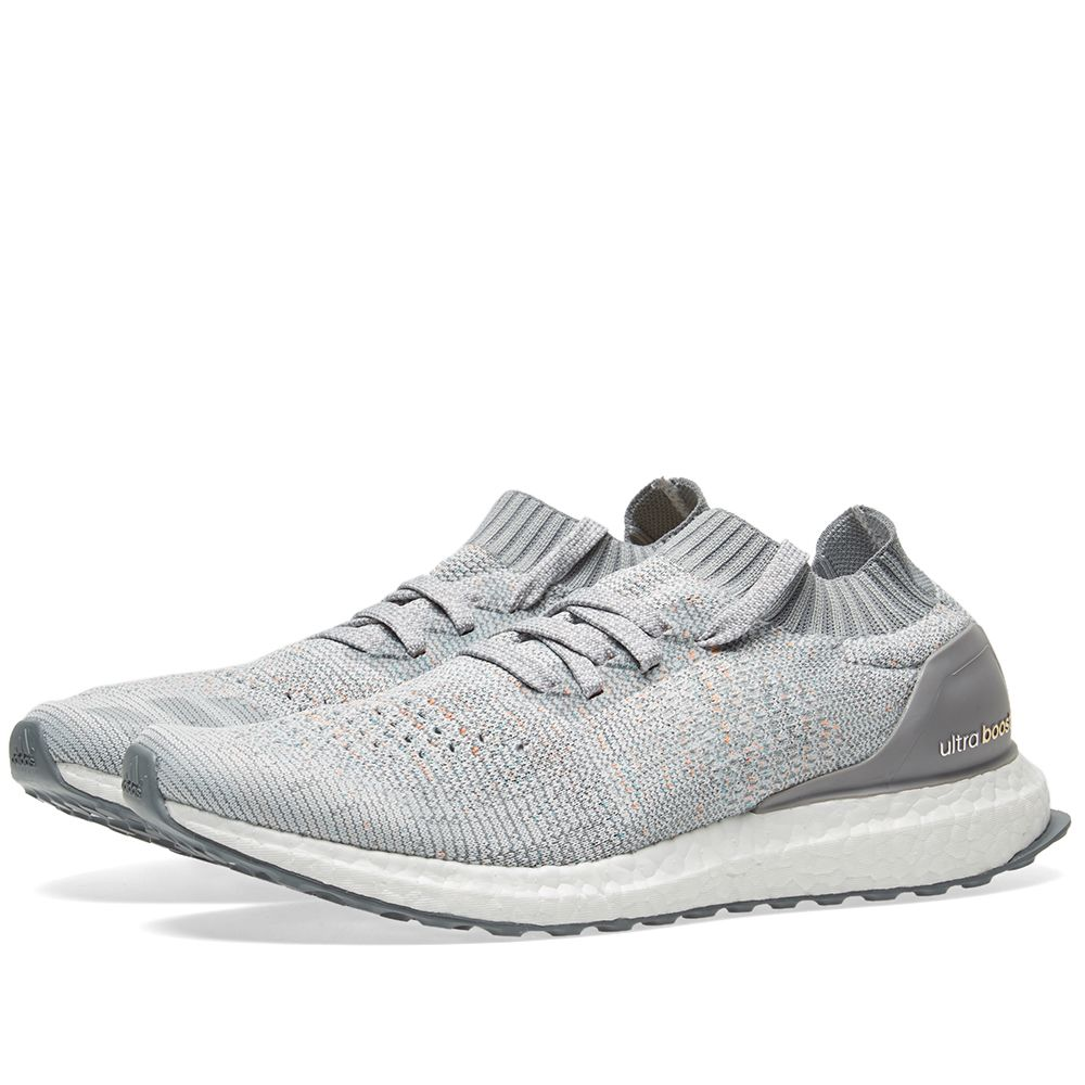 d3d95290b556 Adidas Ultra Boost Uncaged Clear Grey   Mid Grey