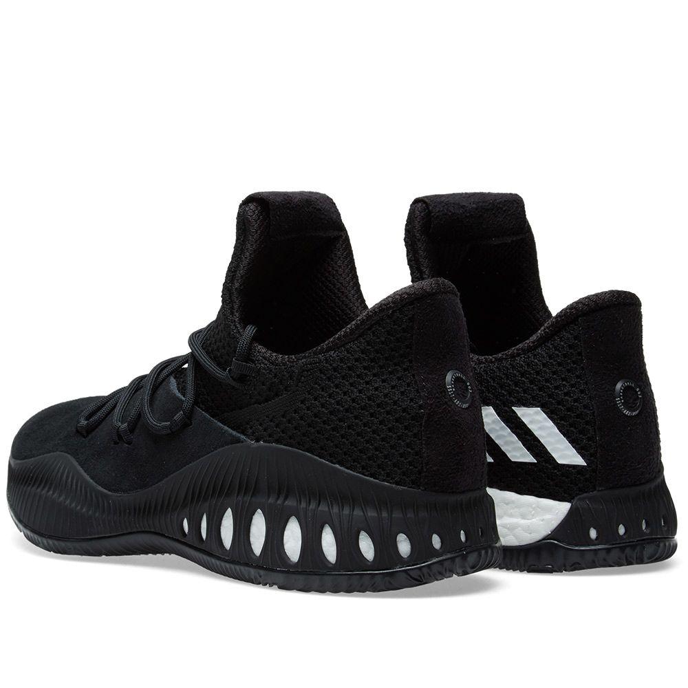 sale retailer 6f98a cdee1 Adidas Consortium x Day One ADO Crazy Explosive Black  White