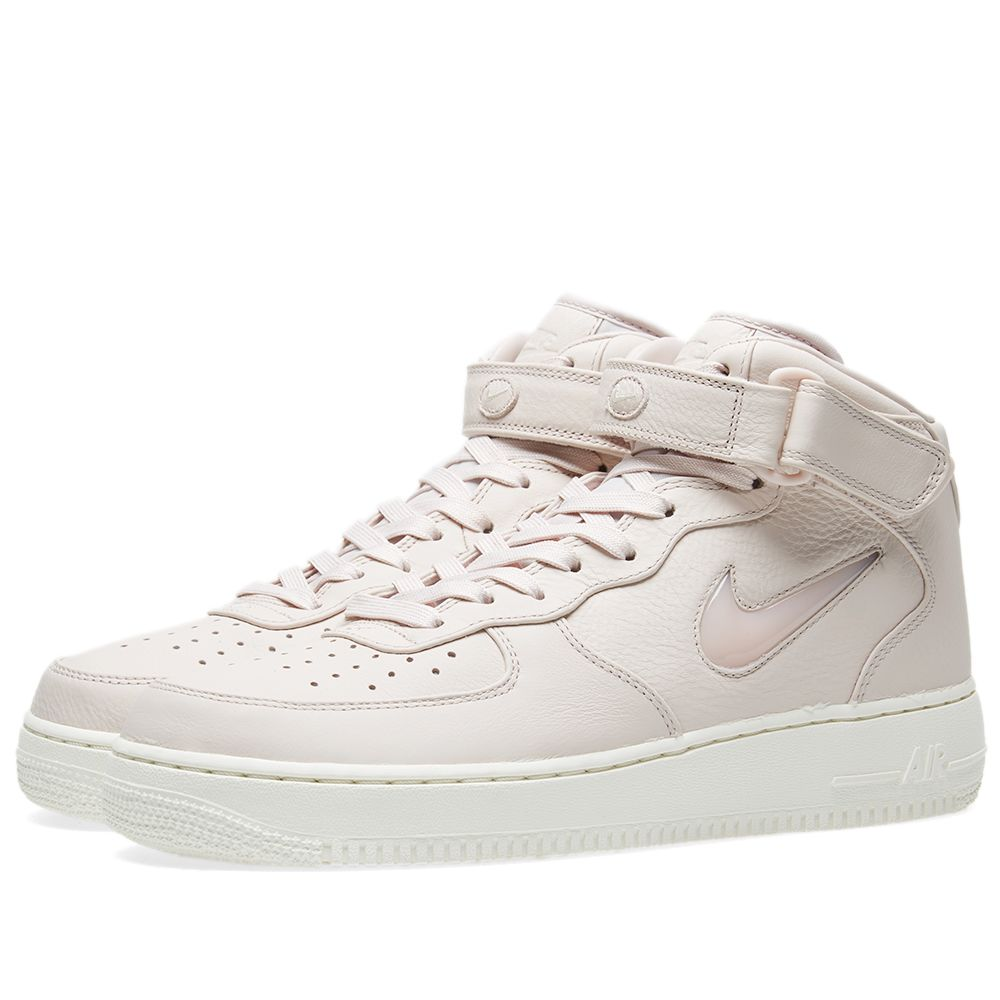 Nike Air Force 1 Premium Retro Mid  Jewel . Silt Red   Sail. CA 195 CA 125.  image 8098144ed4