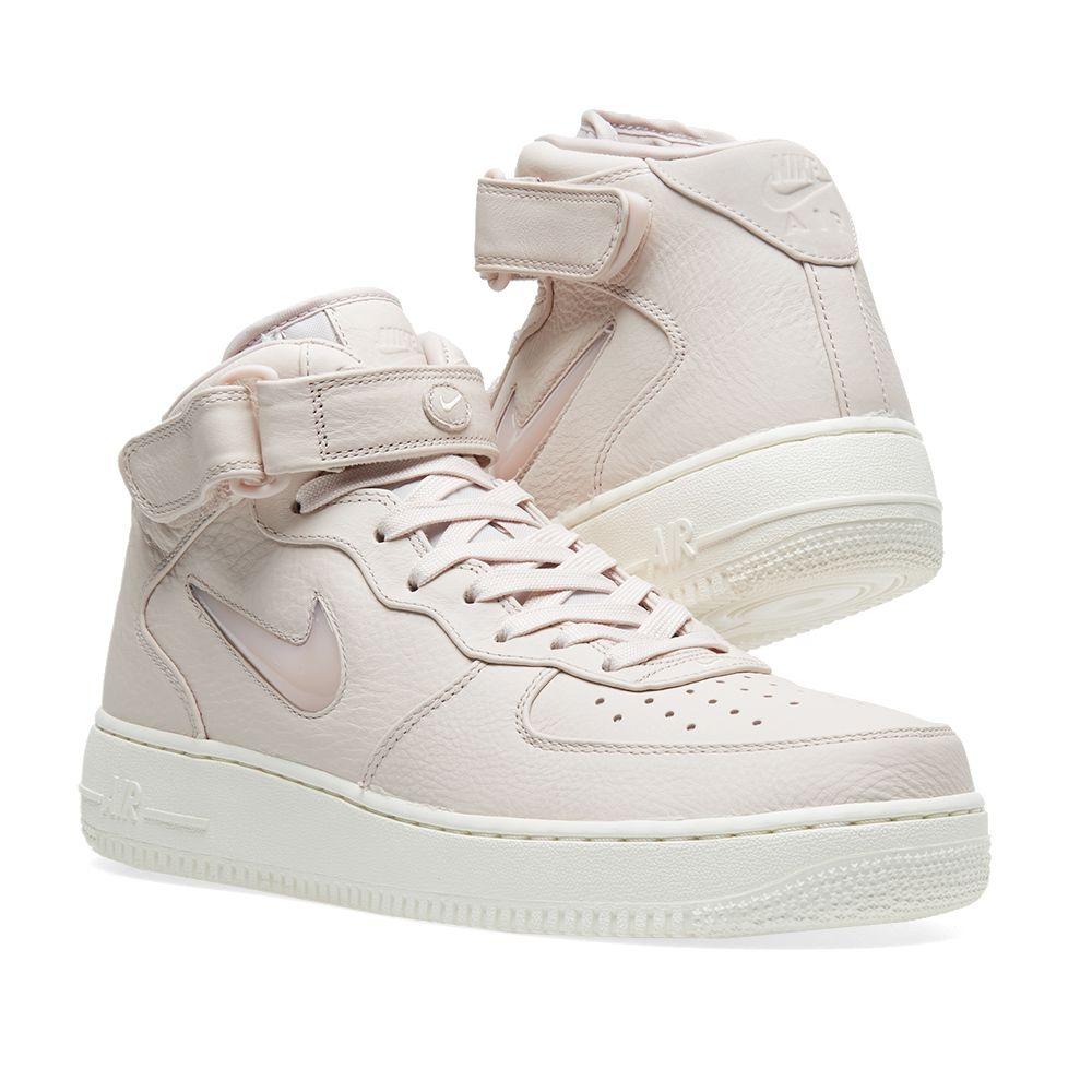 Nike Air Force 1 Premium Retro Mid  Jewel . Silt Red   Sail. CA 195 CA 125.  image. image. image. image. image. image. image 4eb67f0a4d