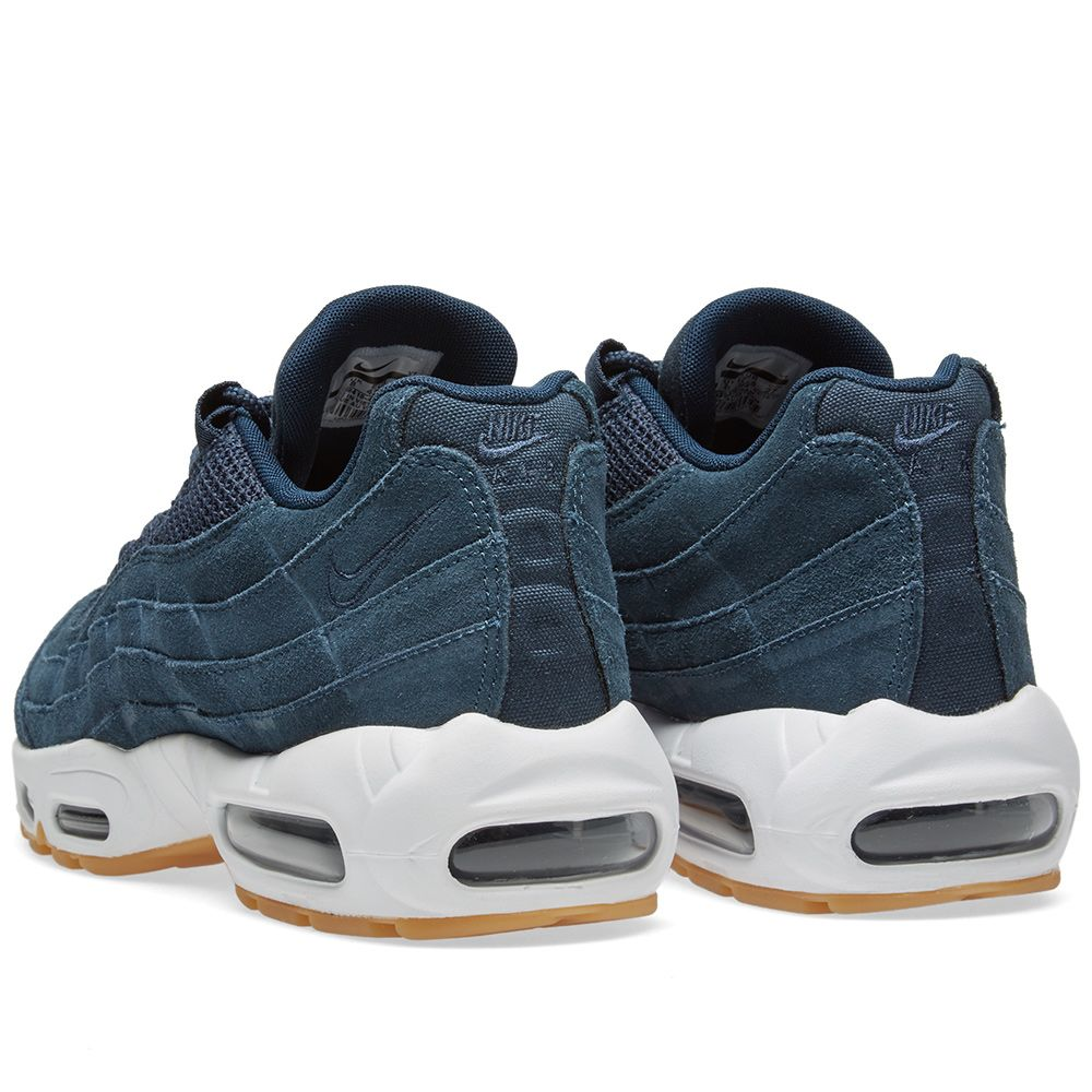 online store 699d9 40975 ... usa nike air max 95 premium army navy blue fox end. 39ccc f6cfa