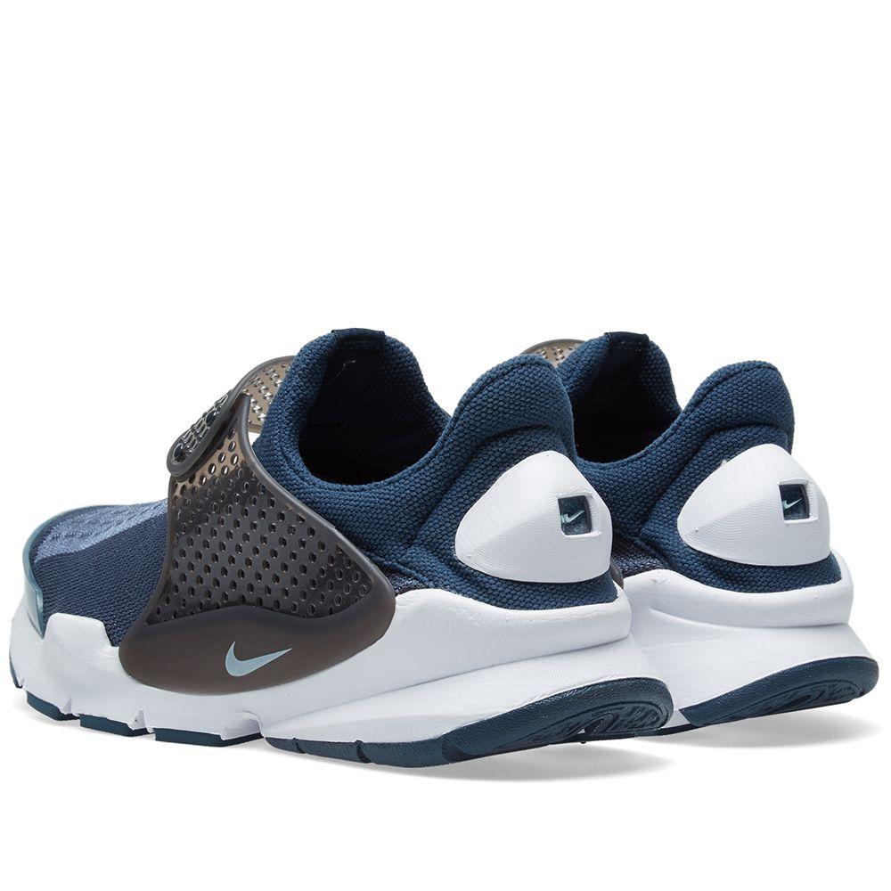 buy online b26ea b3b46 Nike Sock Dart KJCRD Squadron Blue   Anthracite   END.