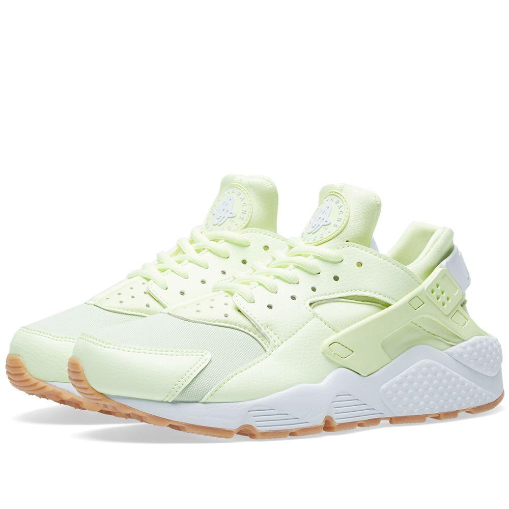 new style b7bf5 3ad2a Nike W Air Huarache Run Barely Volt   White   END.
