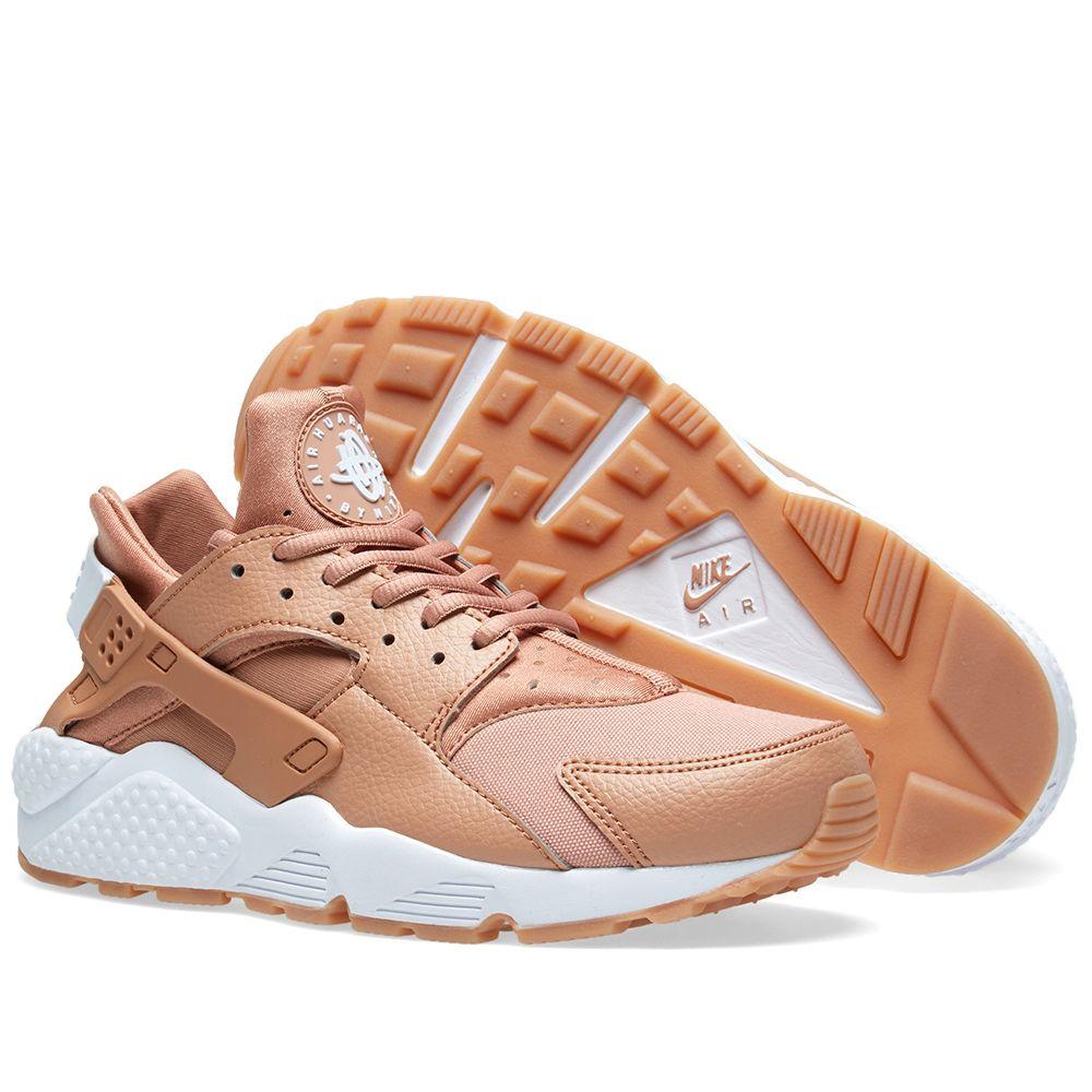 best website fea26 ceac5 Nike W Air Huarache Run Dusted Clay   White   END.