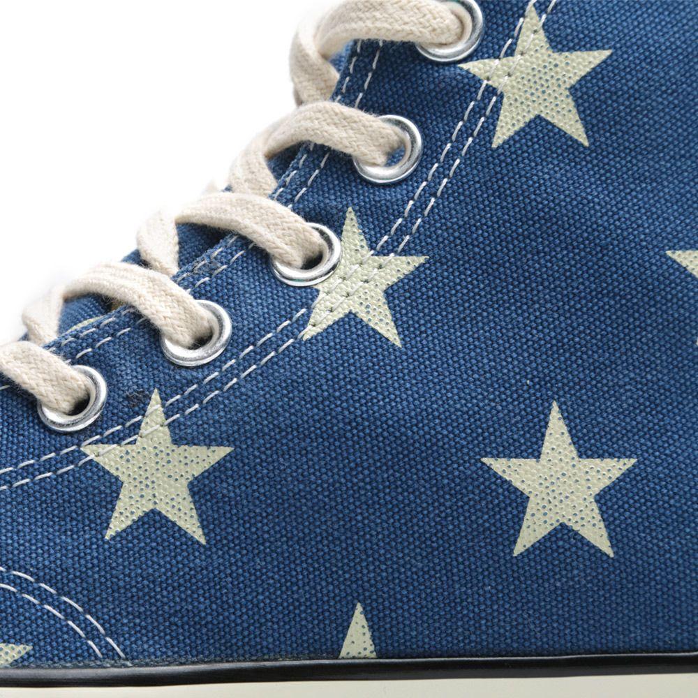 7644f92665e333 Converse Chuck Taylor 1970s Hi  Vintage Flag  QS Legion Blue