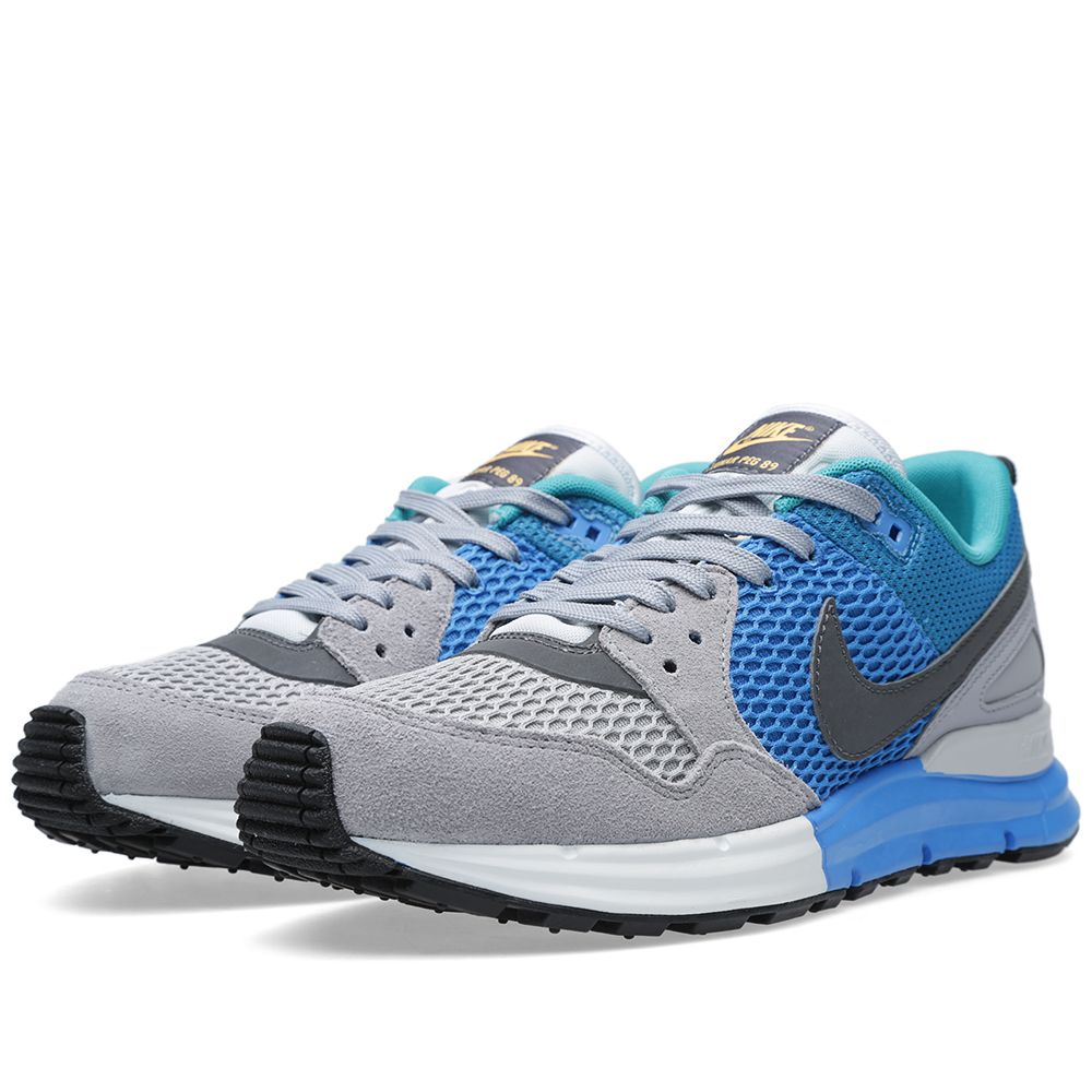 f47d9ca55a7e Nike Lunar Pegasus 89 Wolf Grey   Photo Blue
