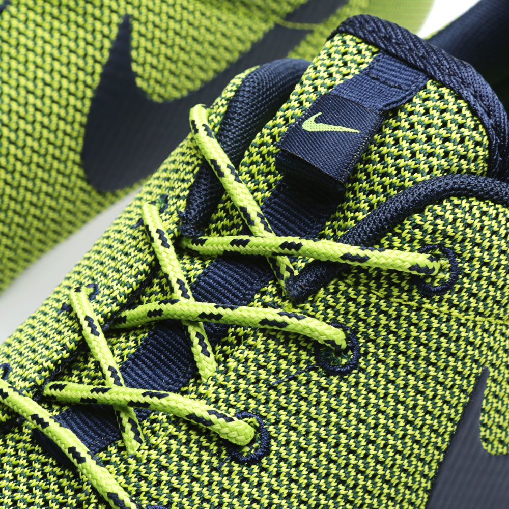 new concept 11f64 34097 Nike Rosherun Venom Green, Obsidian   White   END.