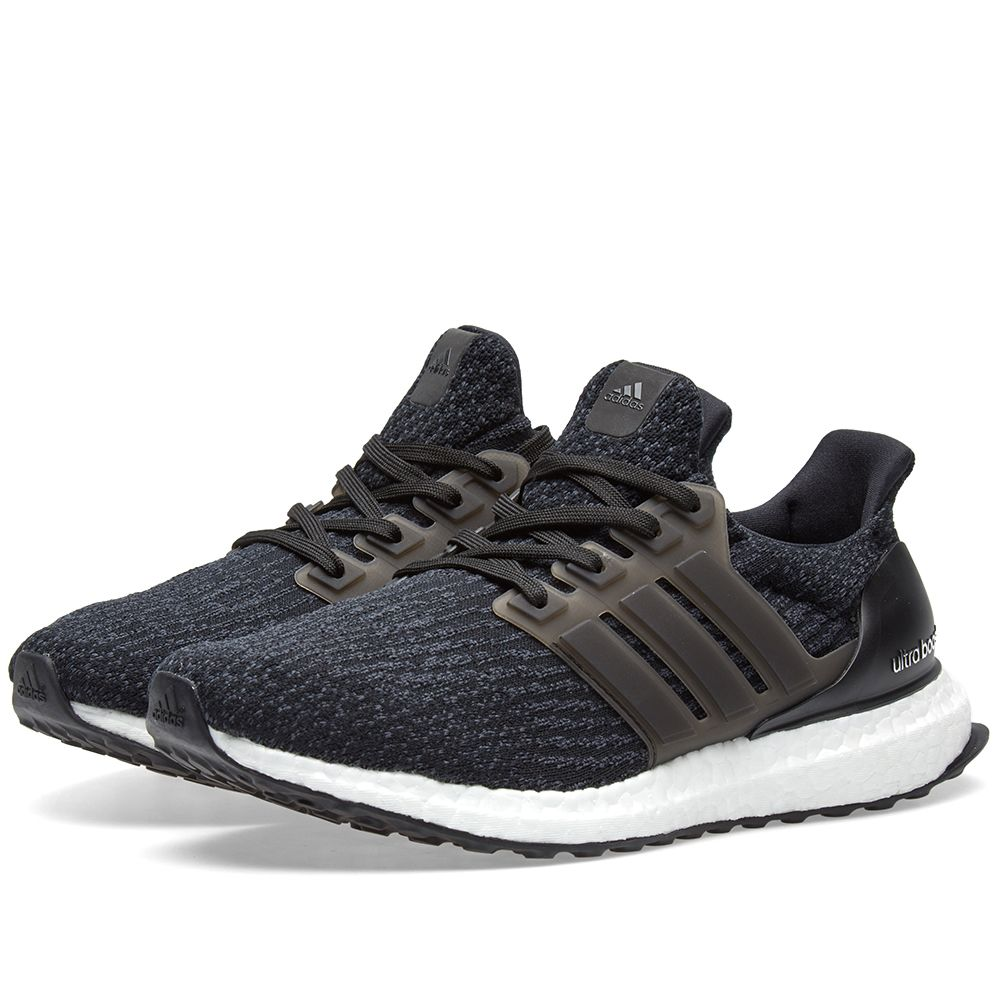 ce4555652 Adidas Ultra Boost 3.0 W Core Black   Dark Grey