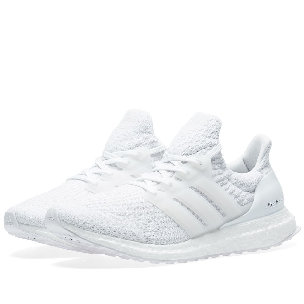 hot sale online 257ec fd544 Adidas Ultra Boost 3.0 White  END.