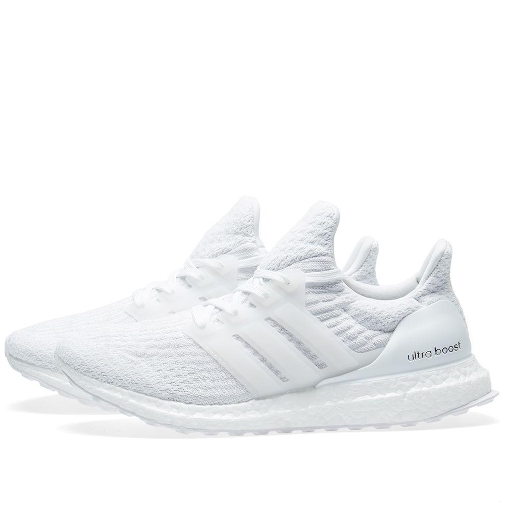 090f29b4af6a Adidas Ultra Boost 3.0 White