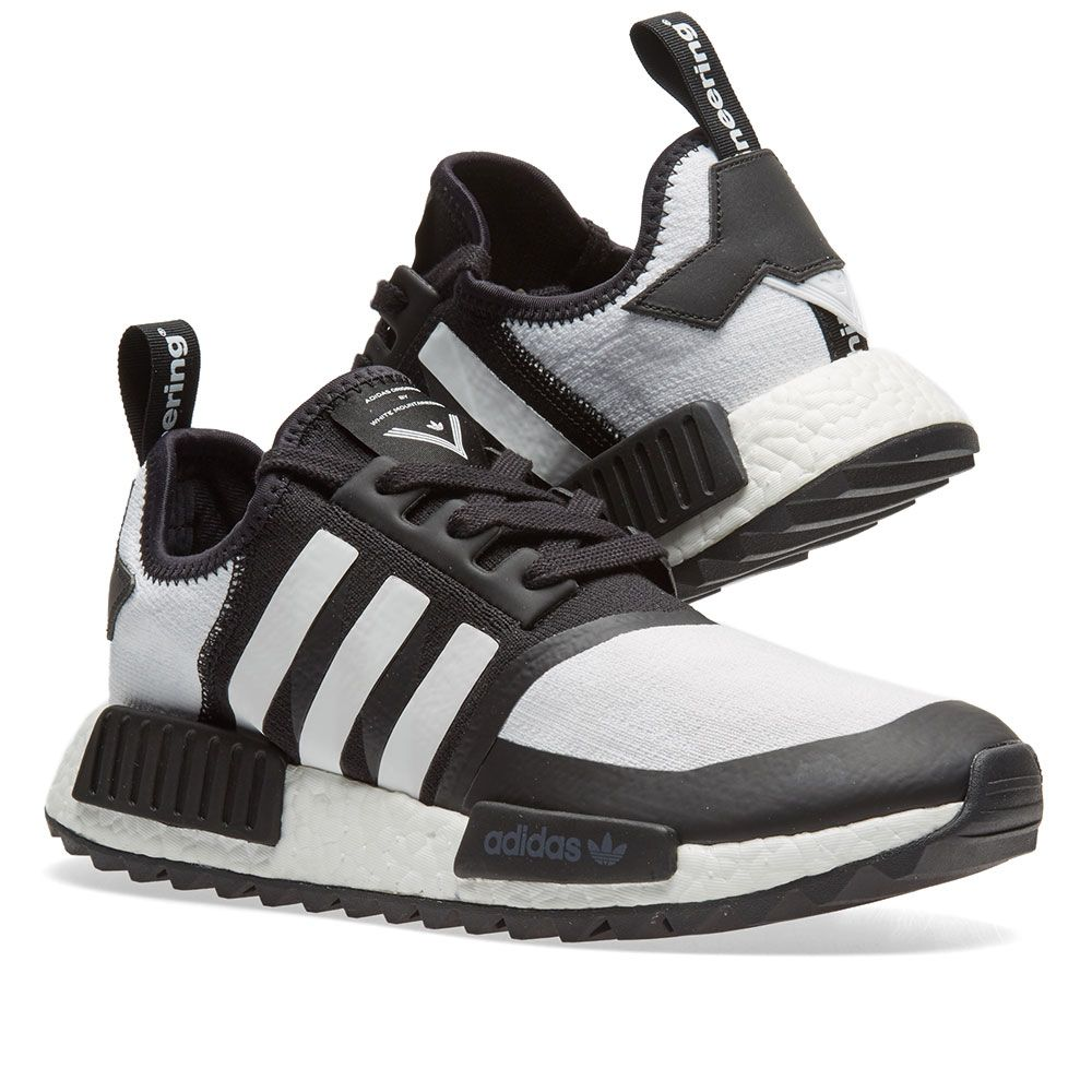 29bb475833cc7 Adidas x White Mountaineering NMD Trail PK Core Black   White