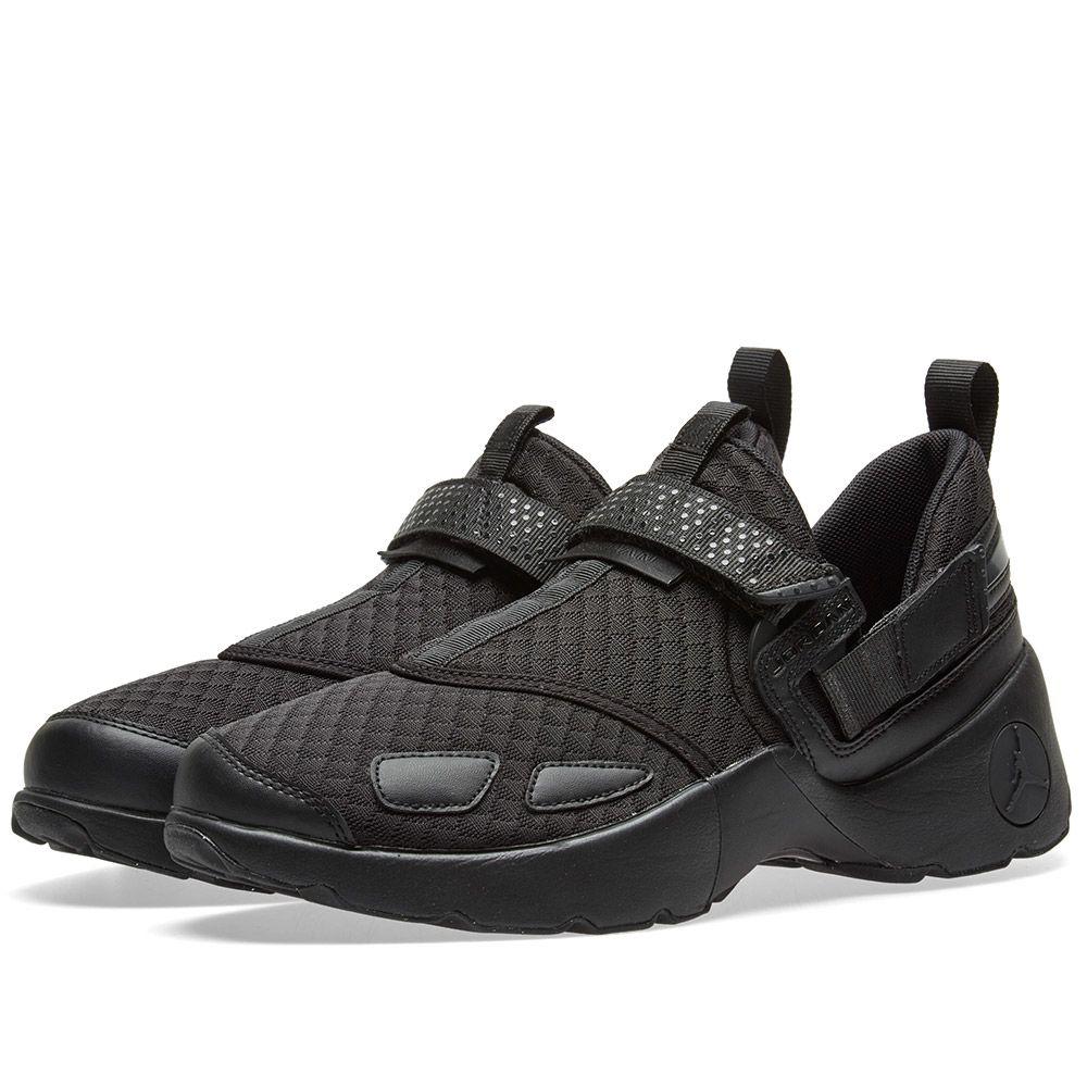 cc40974ae10d78 Nike Jordan Trunner LX Black