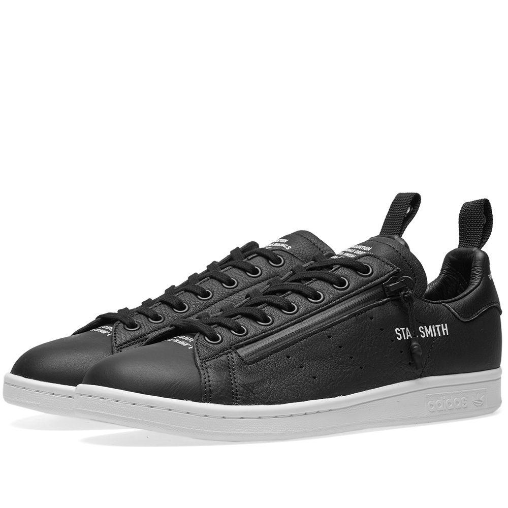 separation shoes d3c46 0a4ed Adidas x Mita Stan Smith Core Black  White  END.