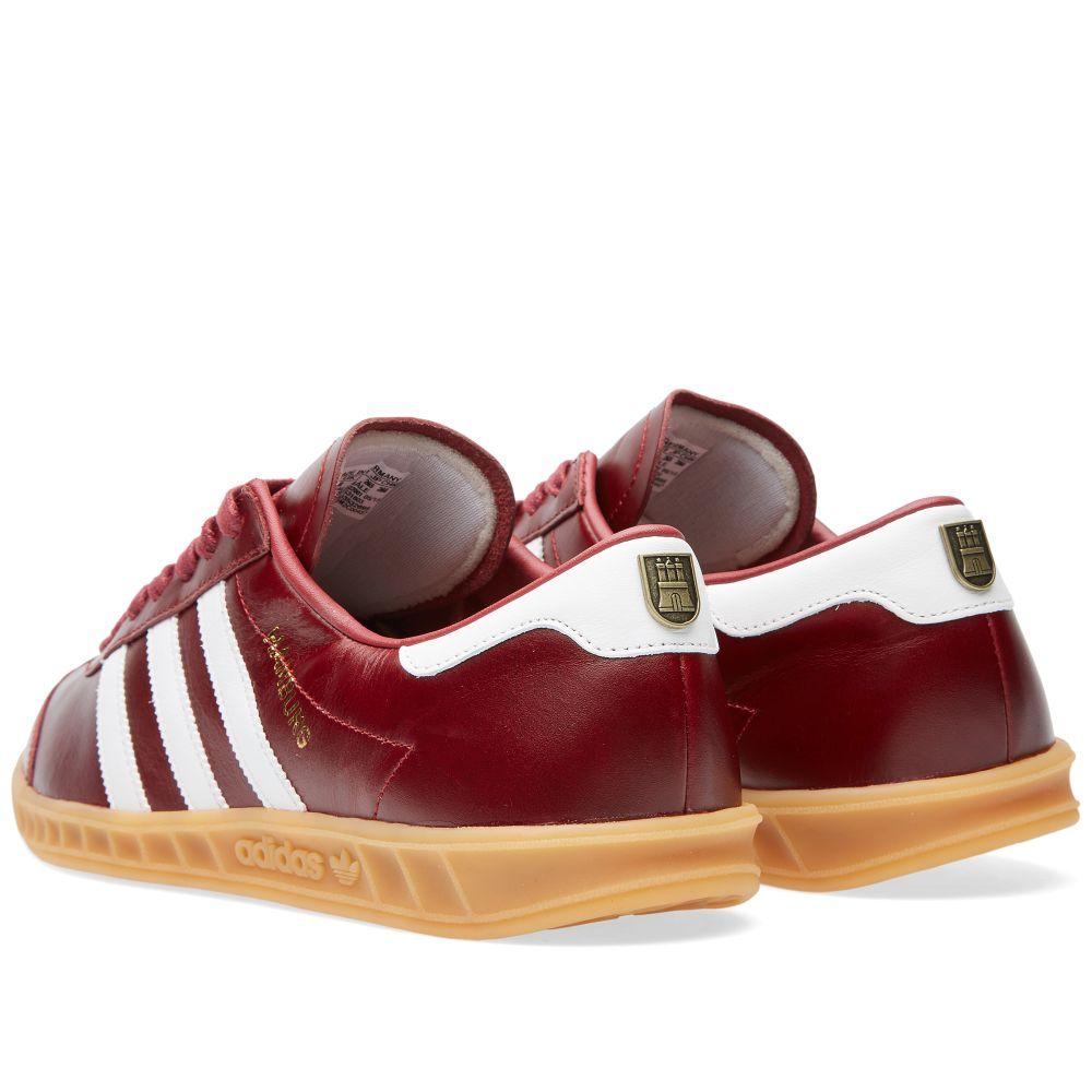 free shipping 9c15e ab2fb Adidas Hamburg - Made in Germany