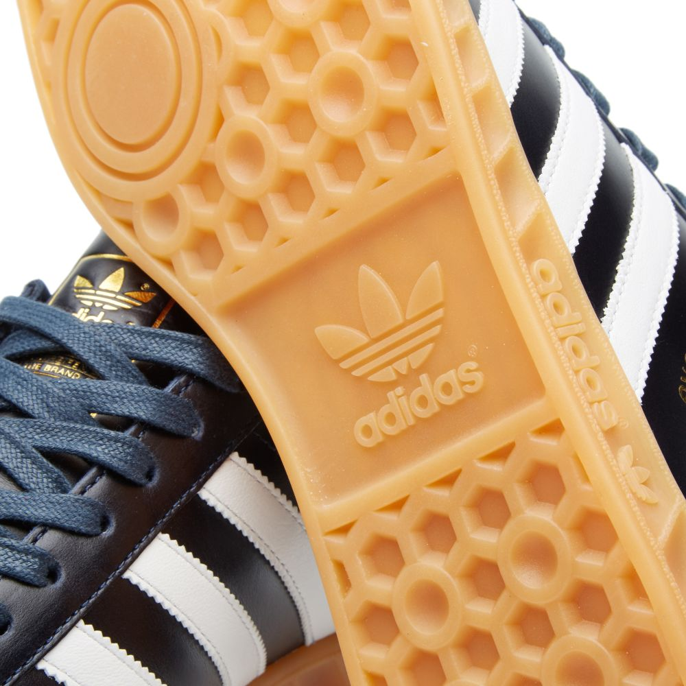 low priced 2707f 1a383 Adidas Hamburg - Made in Germany Collegiate Navy  White  END