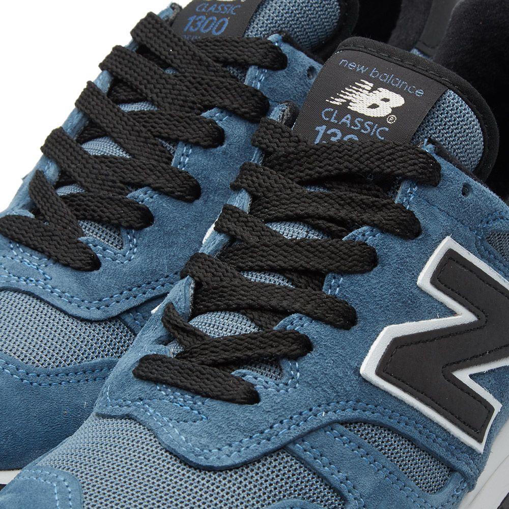 d0d5846dd1a2 New Balance M1300CHR - Made in the USA Blue   Black