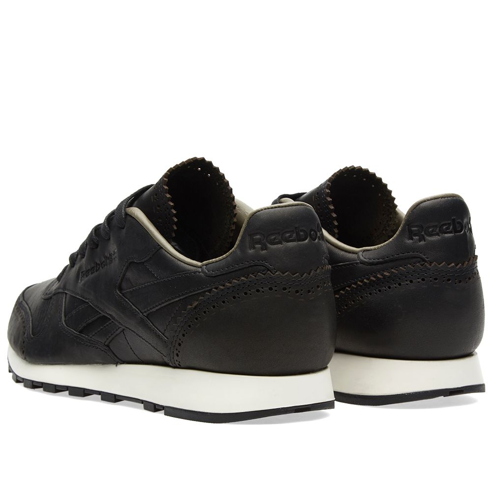 be6bbba12b3ec0 Reebok x Horween Leather Co. Classic Leather Lux. Black   Coal. S 215  S 115. image. image. image