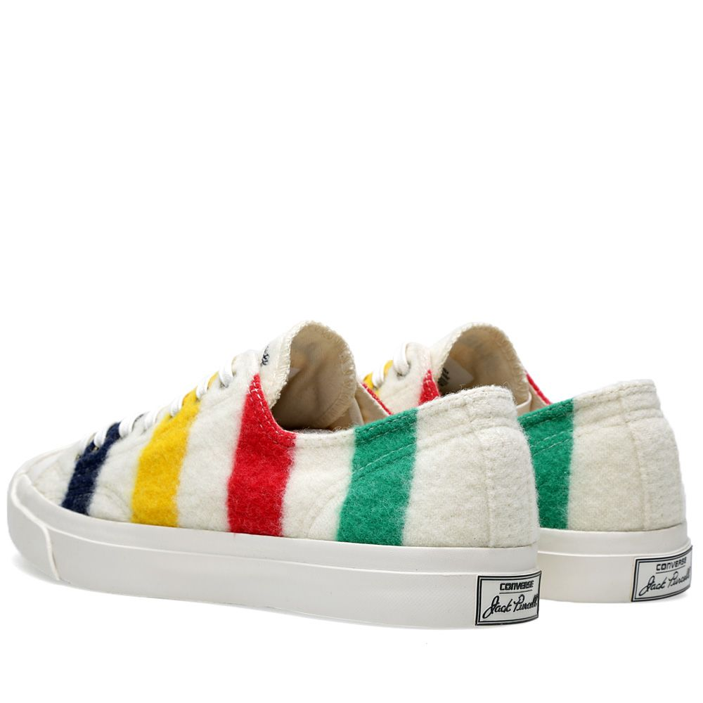 241dfd26c291 Converse First String x Hudson s Bay Company Jack Purcell LTT Ox ...