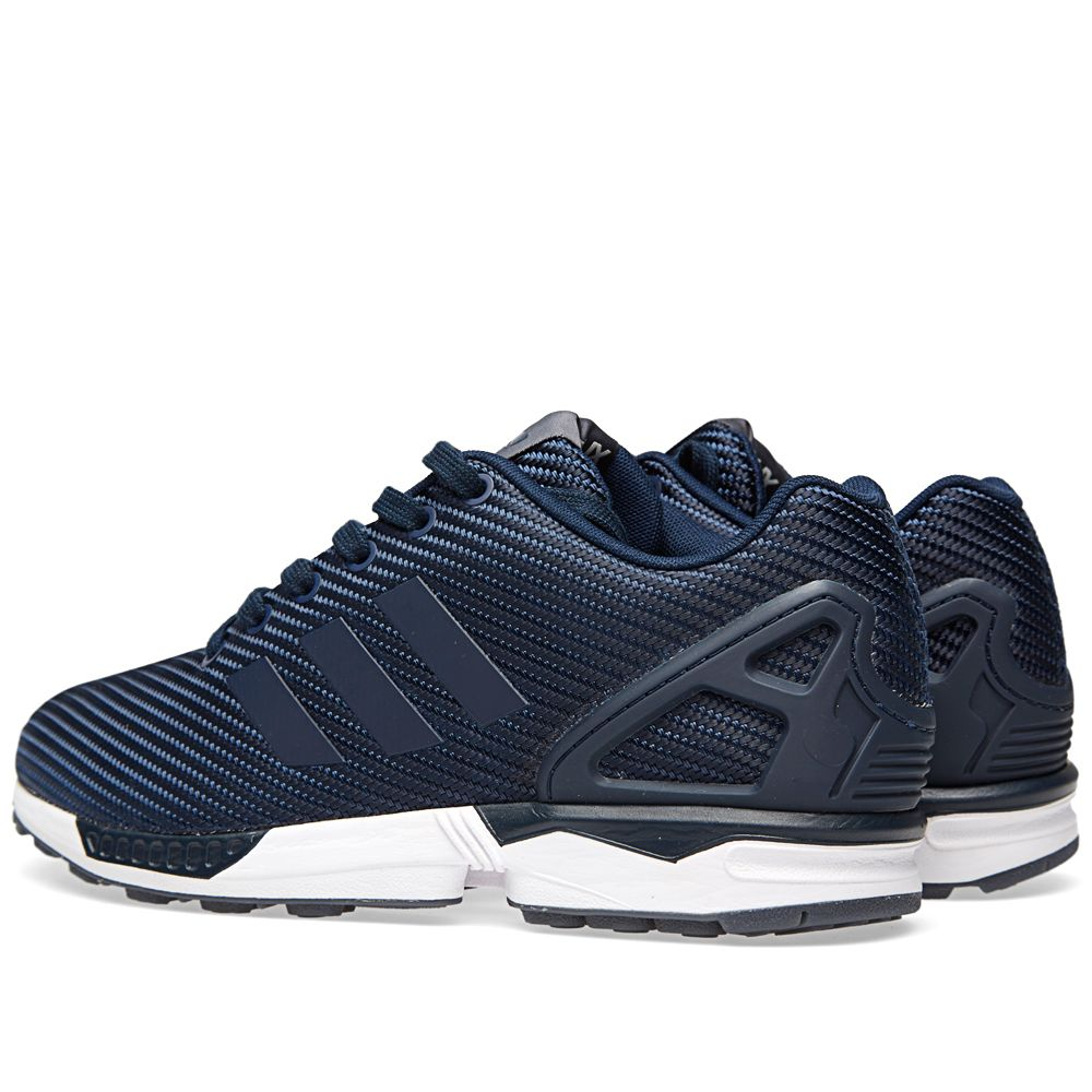 83eb0227f6fb8 Adidas ZX Flux Dark Blue   Onix