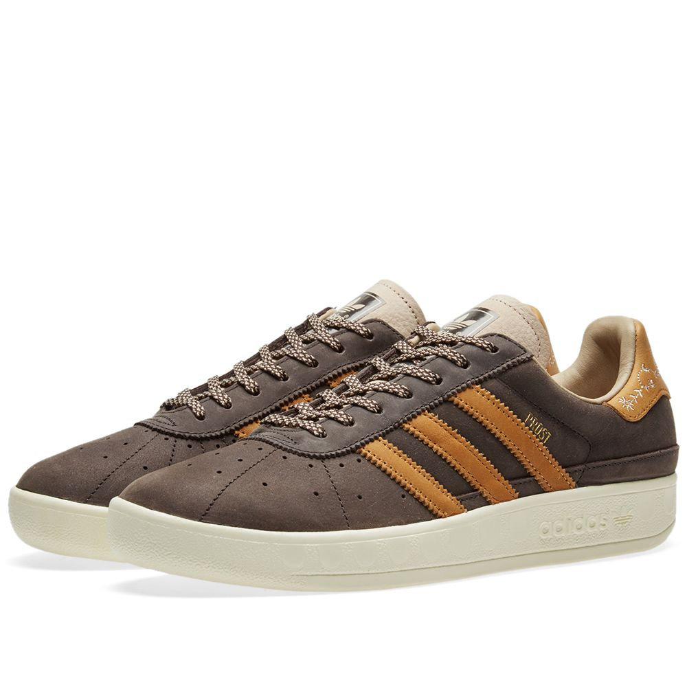 new style d84e1 dd623 Adidas Munchen - Made in Germany Night Brown  Mesa  END.