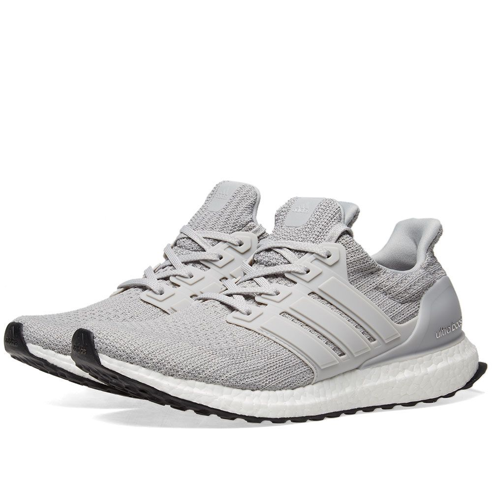1c79c3cc1e9 Adidas Ultra Boost 4.0 Grey Two   Core Black