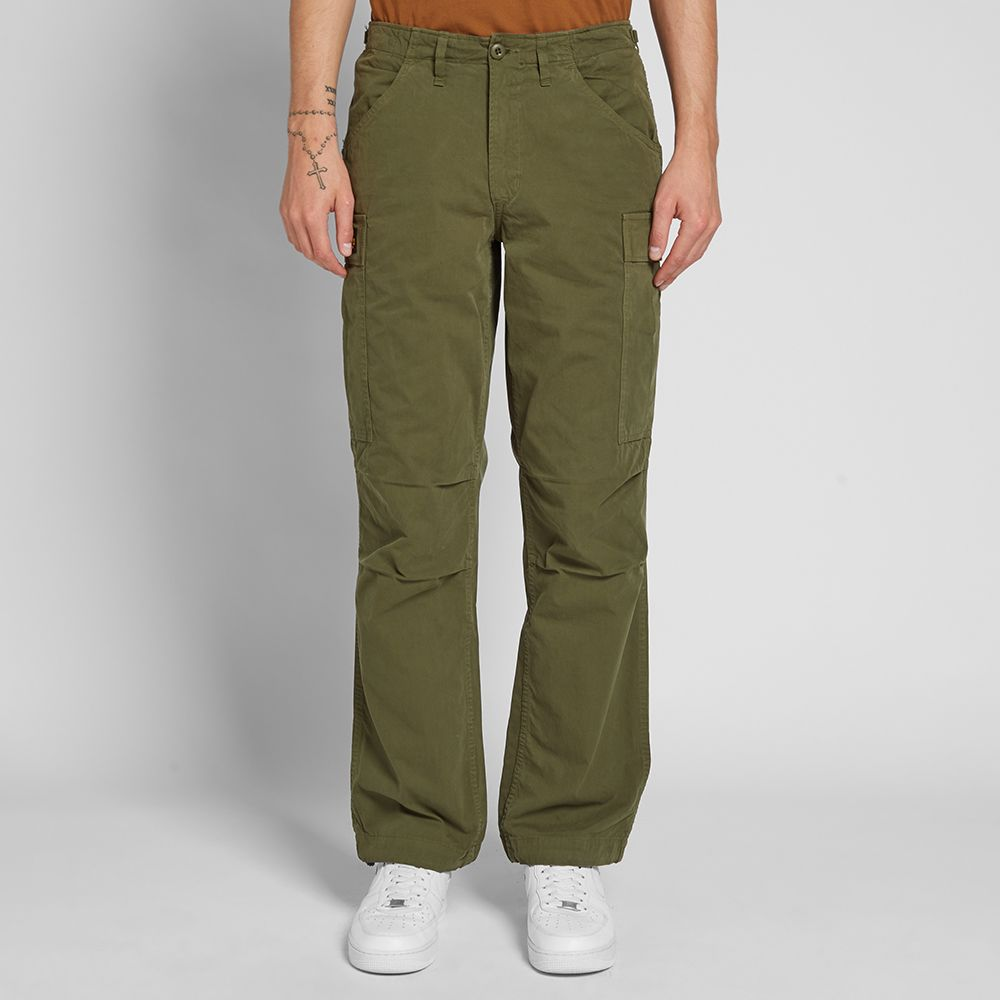 3ebb2c8bd9a Stan Ray M65 Cargo Pant Olive Drab