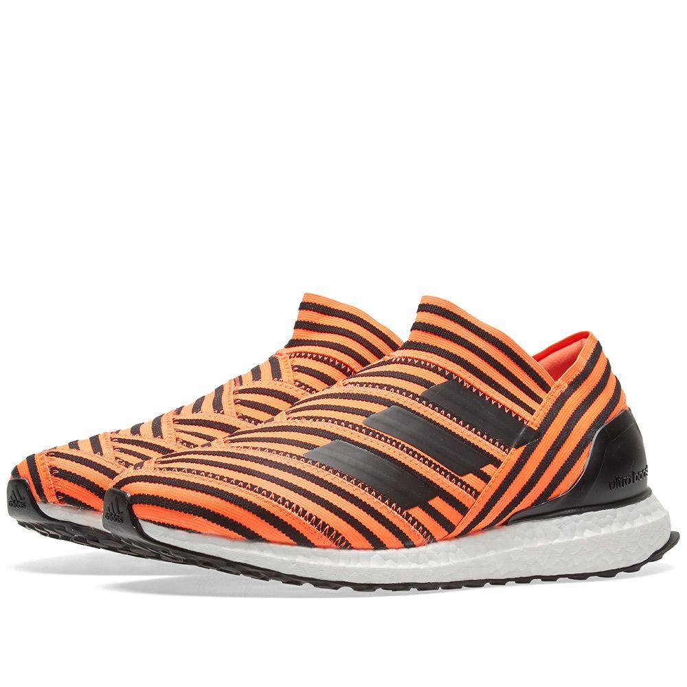 Adidas Consortium Nemeziz Tango 17+ 360 Agility Ultra Boost  Solar Orange .  Solar Orange   Core Black. AU 269 AU 175. Plus Free Shipping. image a9f529ad3492a