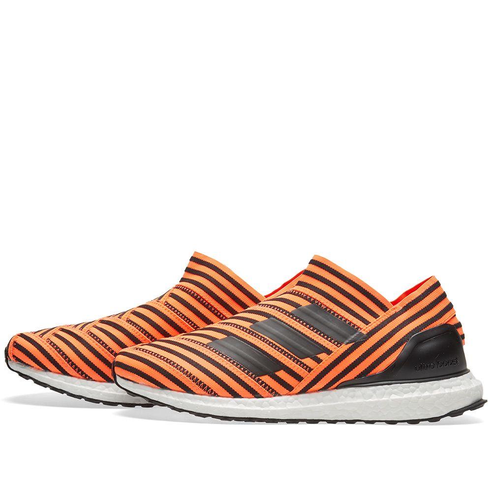 Adidas Consortium Nemeziz Tango 17+ 360 Agility Ultra Boost  Solar Orange .  Solar Orange   Core Black. AU 269 AU 175. Plus Free Shipping. image. image 82ee7f86ff548