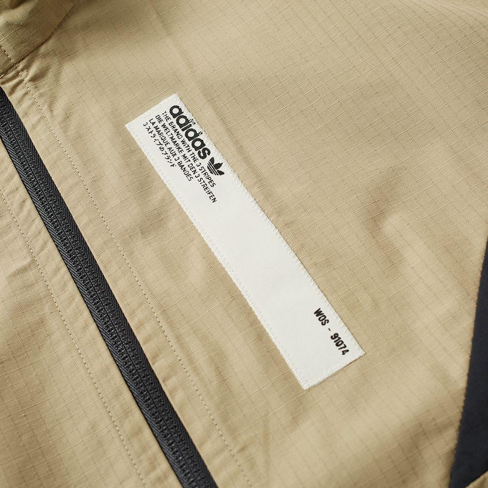 c7cbe8510 Adidas NMD Track Top Raw Gold