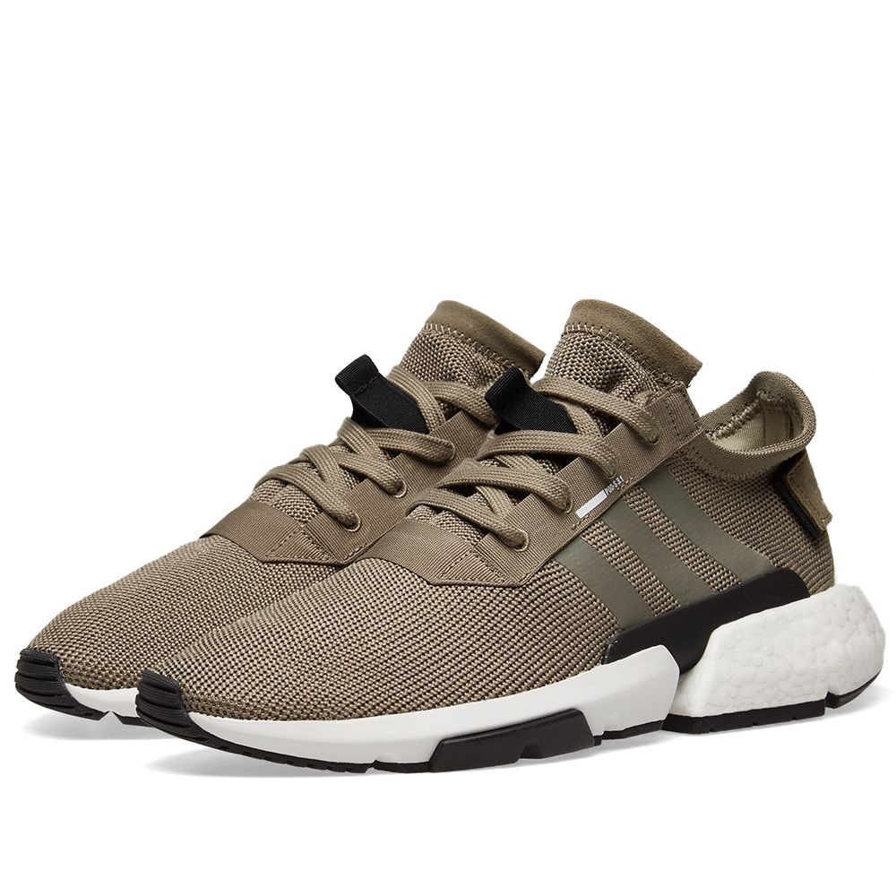 low priced ffe4d da2b0 Adidas POD-S3.1 Trace Cargo  Black  END.