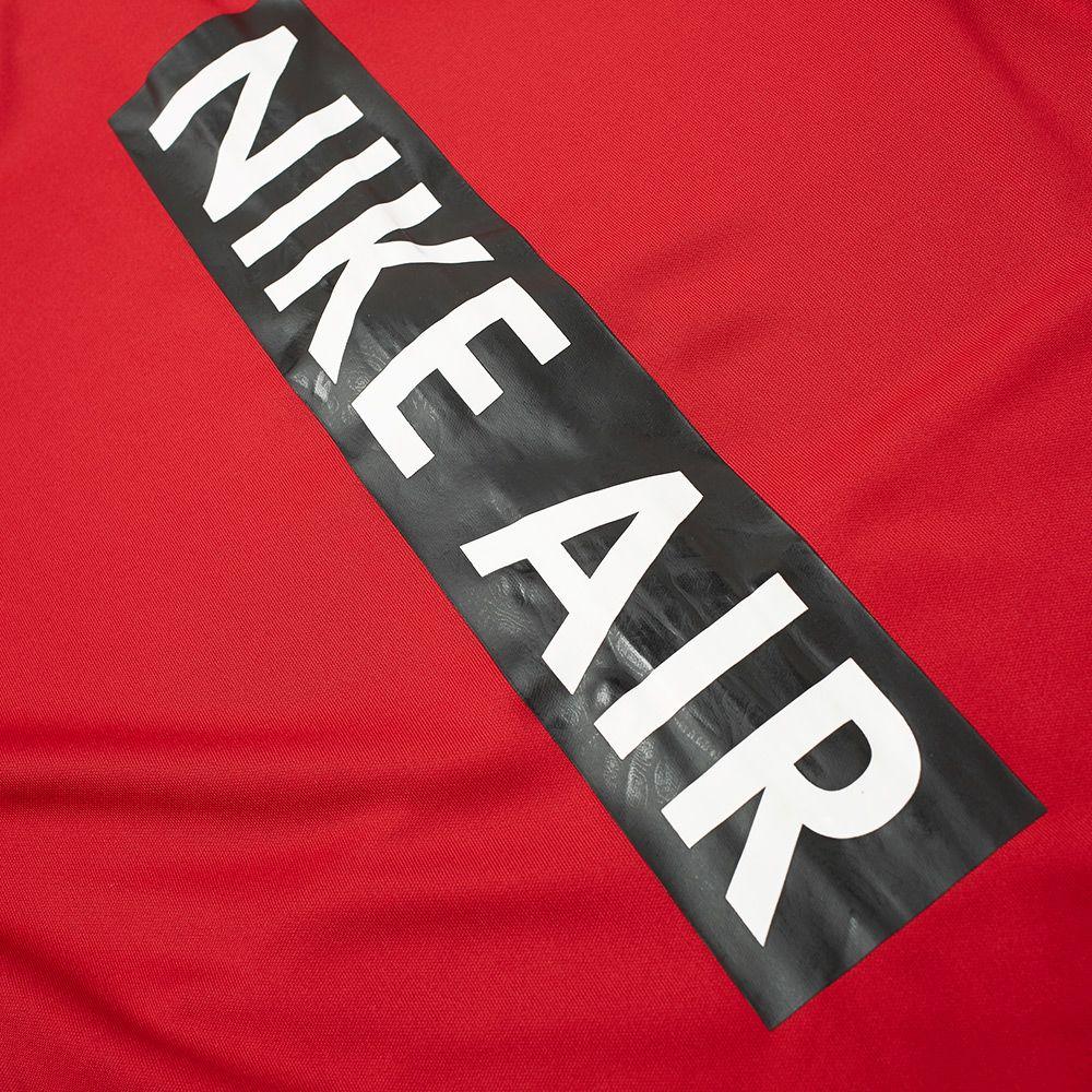 1095ca24c9 Nike Air Jacket Gym Red