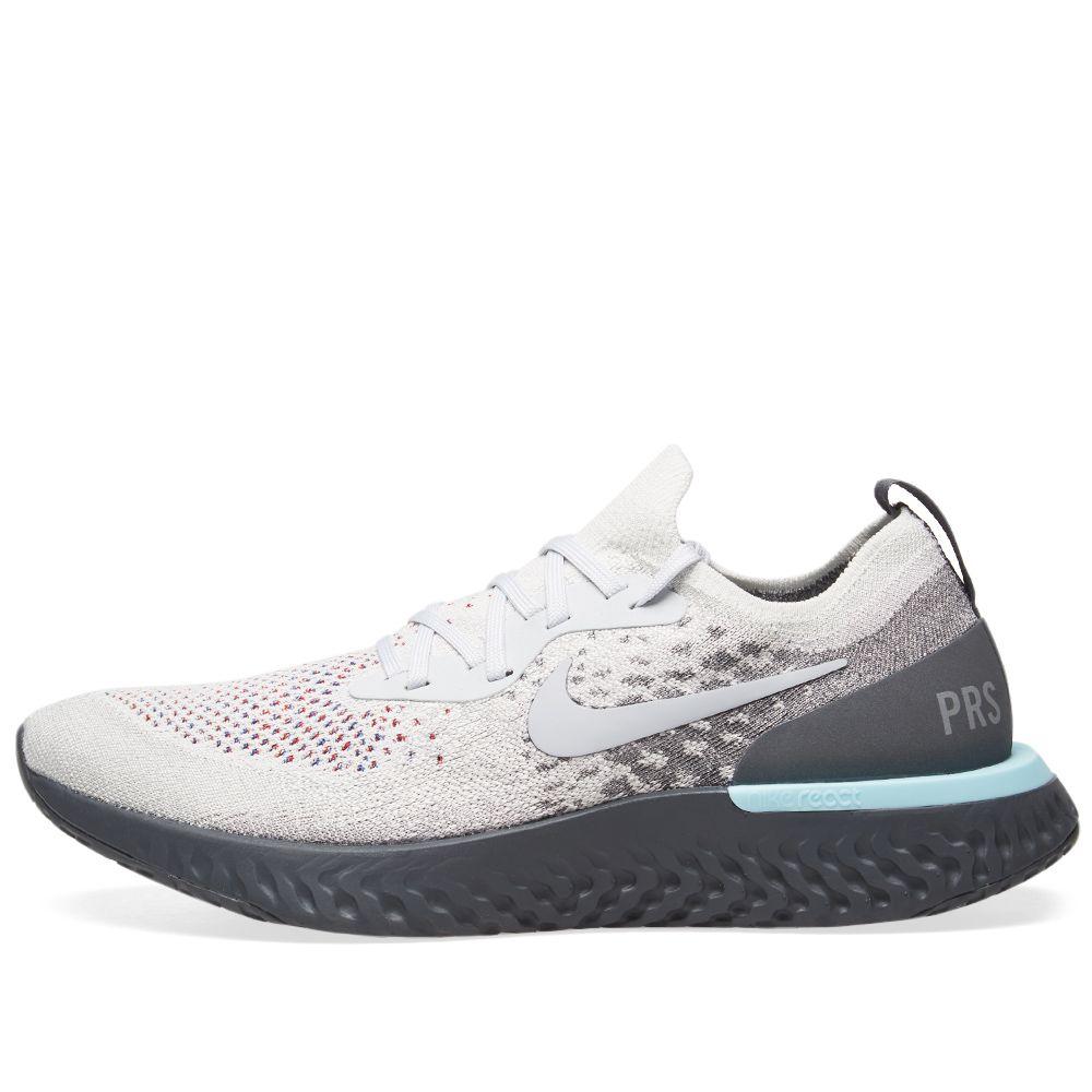 fd08d7606d0 Nike Epic React Flyknit  Paris  Cream