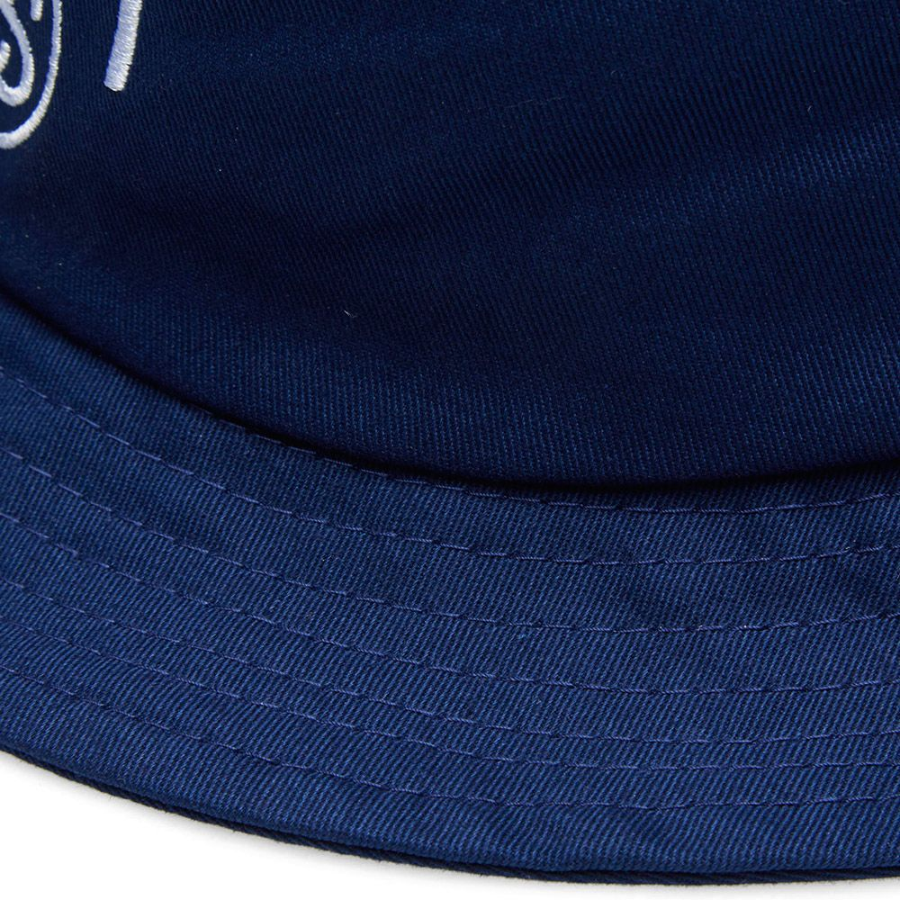 Stussy Stock Lock HO14 Bucket Hat Navy  88fb85f833e3