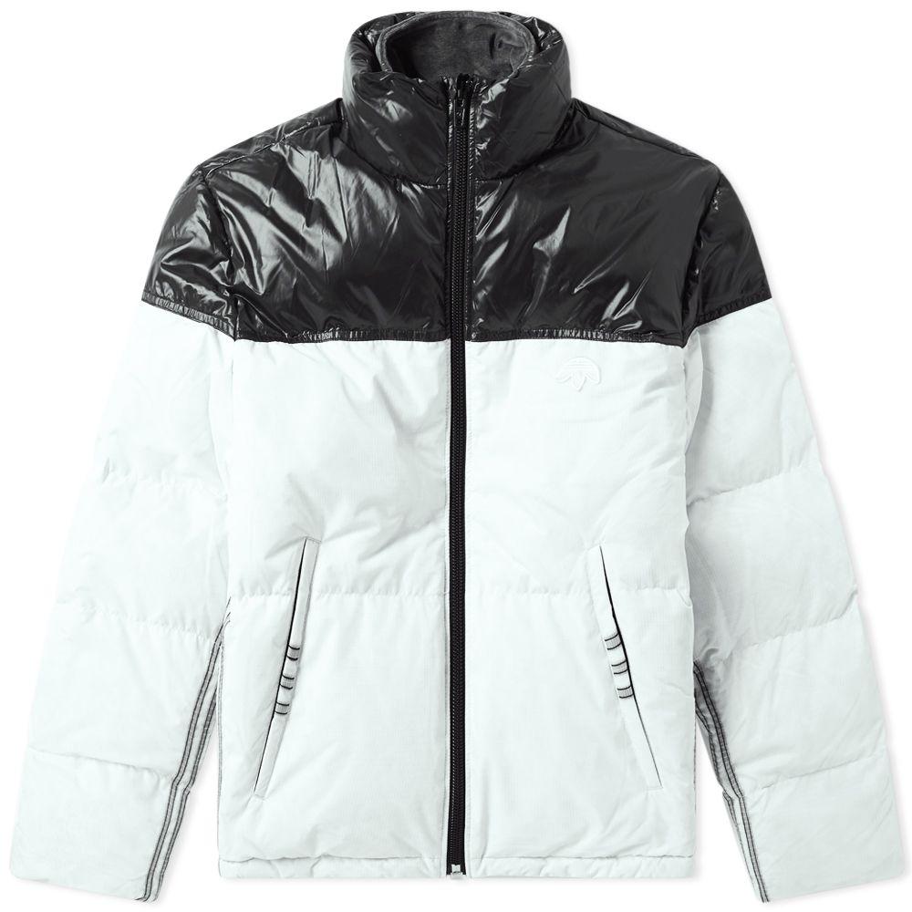 a509729488e6 Adidas Originals by Alexander Wang Disjoin Puffer Jacket Clear Mint ...