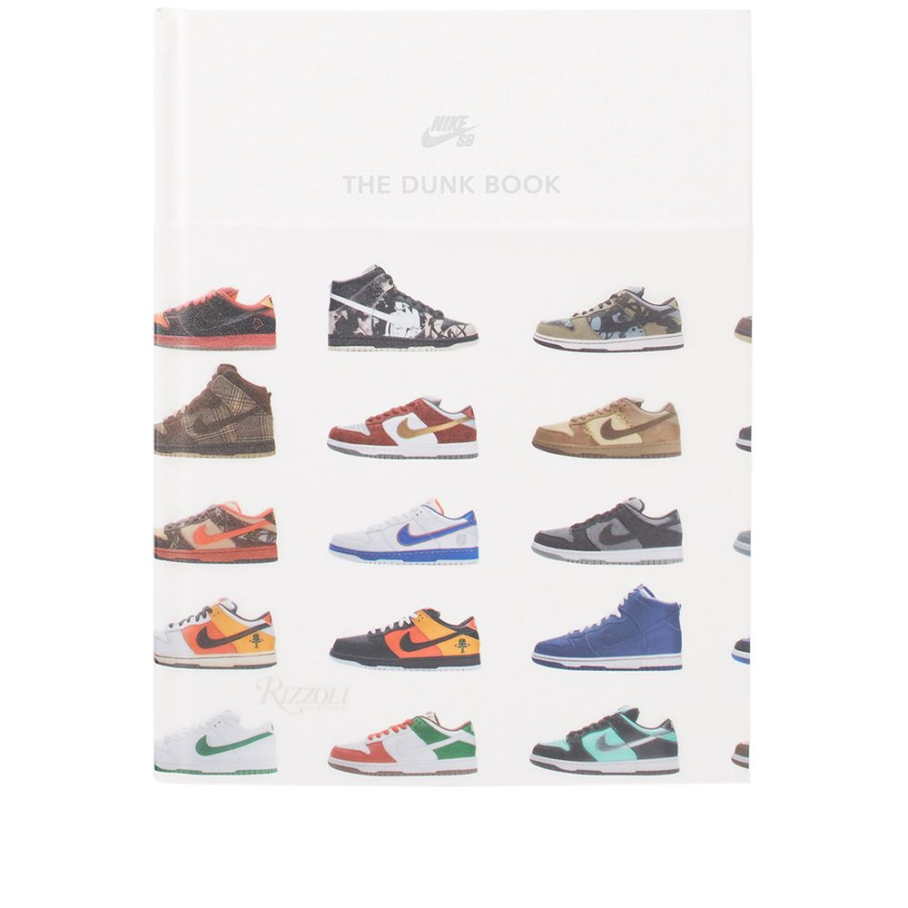 online store 57d45 75581 Nike SB The Dunk Book Sandy Bodecker  Jesse Leyva  END.