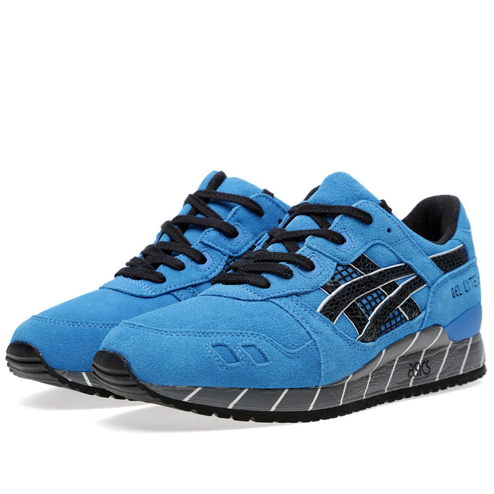 61228b8e4ed5 Asics x Extra Butter Gel Lyte III  Copperhead  Bright Blue   Black ...