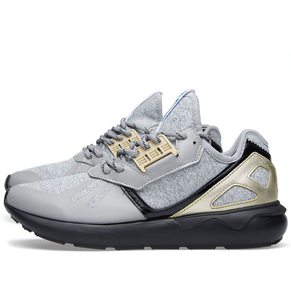 wholesale dealer 861a9 8a96a Adidas Tubular Runner  New Year s Eve  Grey Heather   Core Black   END.
