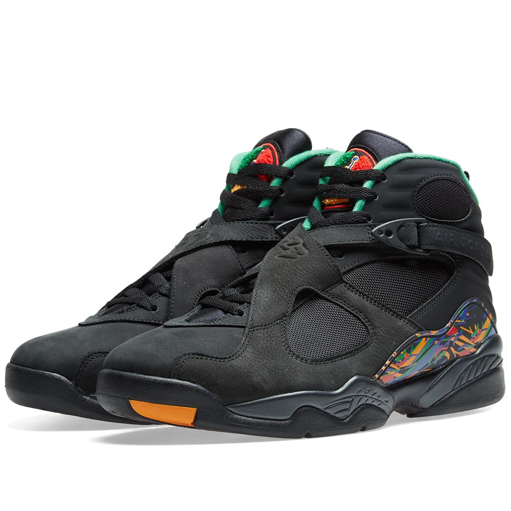 cce3cb324688 Air Jordan 8 Retro  MJ X Tinker  Black