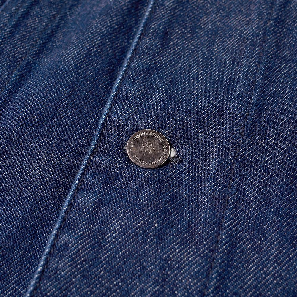 1805405ec99 homeRaf Simons Punkette Denim Jacket. image. image. image. image. image.  image. image. image