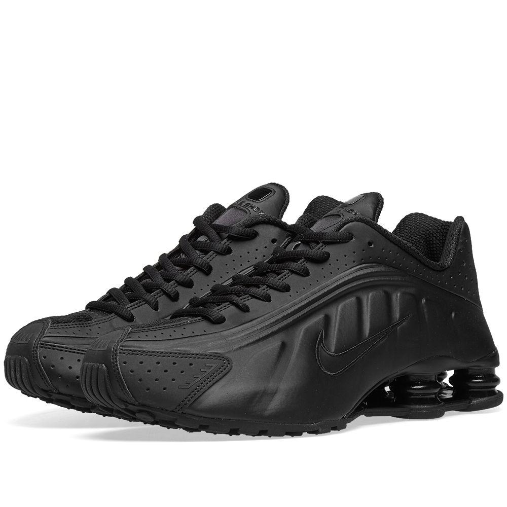Nike Shox R4 Black  113b37298