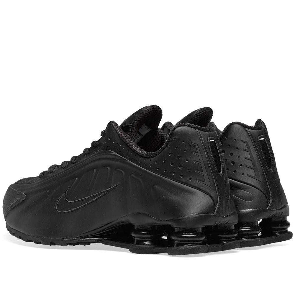 Nike Shox R4 Black  3c9186c4d