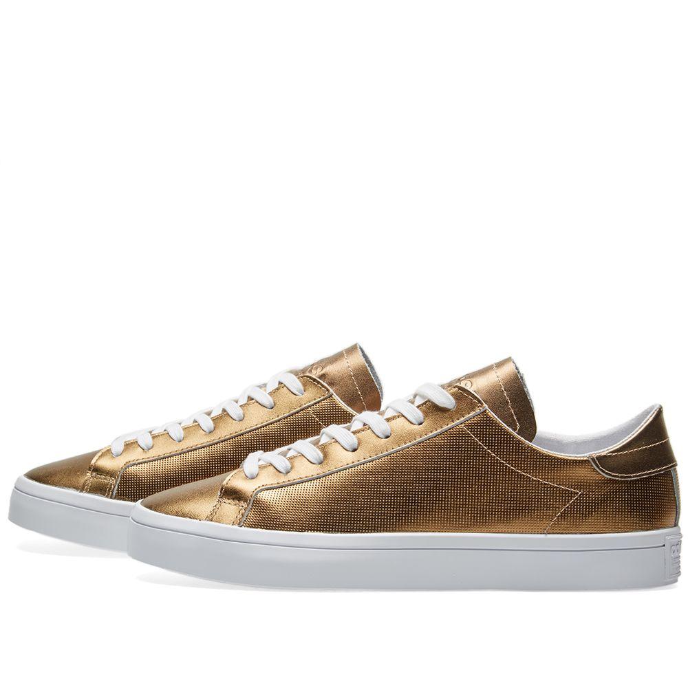 aacec3060a5b Adidas Women s CourtVantage W Rose Gold