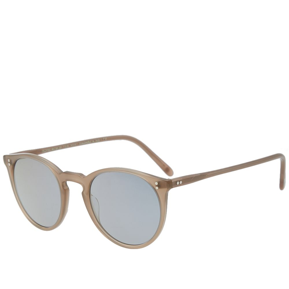 4c5e3c6c309 Oliver Peoples O Malley NYC Taupe Brown   Blue Goldtone