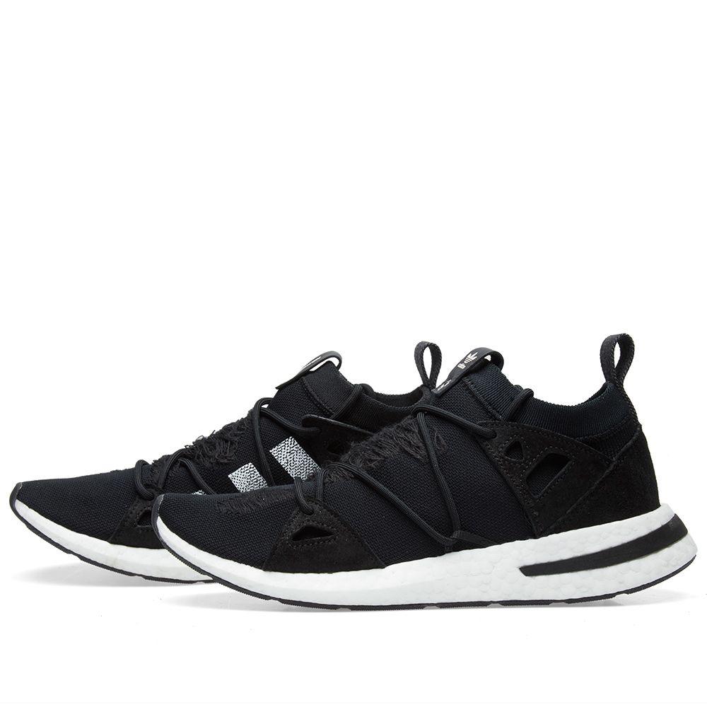 Adidas Consortium x Naked Arkyn W Core Black   White  3add1240f