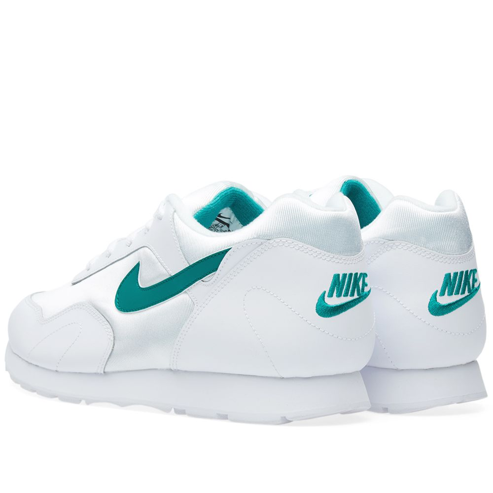 lowest price e7518 536c1 Nike Outburst OG W White  Opal Green  END.