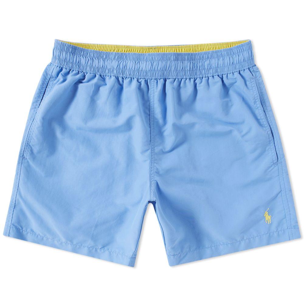 4a757c580f7cd ... shorts fb192 a70b9; ebay polo ralph lauren classic hawaiian swim short.  harbour blue. 69 45. image