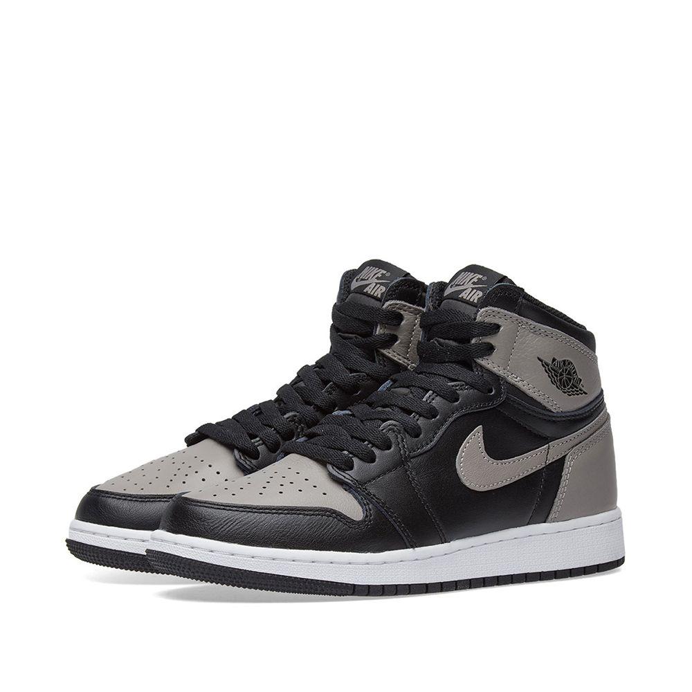 Nike Air Jordan 1 Retro High OG BG. Black 353e42a071d1f