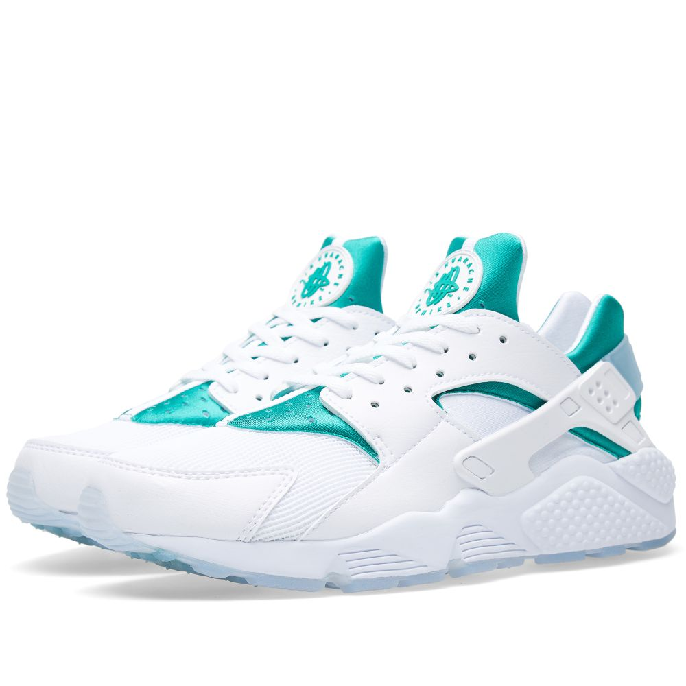 size 40 40a41 66146 Nike Air Huarache Run Paris White  Emerald Green  END.