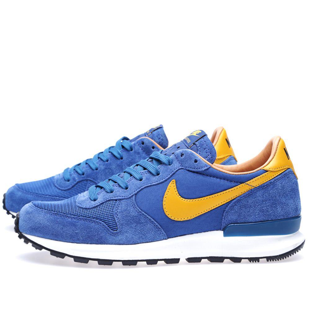 77ca7cc8337e Nike Air Solstice QS Court Blue   Del Sol